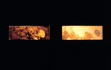 emulsion backlit 2, 1991